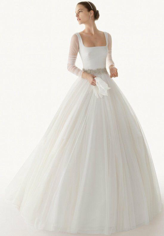 The Nordstrom Wedding Suite Rosa Clara - Belinda Wedding Dress ...