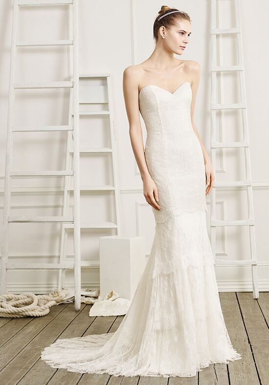 Beloved by Casablanca Bridal BL216 Desire Sheath Wedding Dress