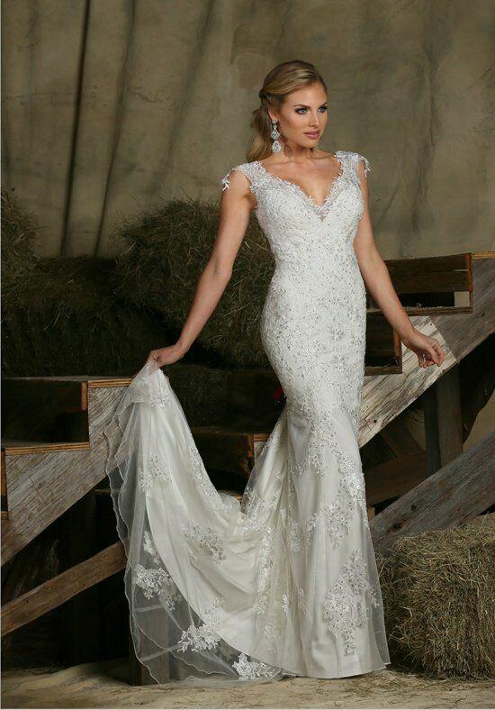 DaVinci Bridal 50335 Wedding Dress - The Knot