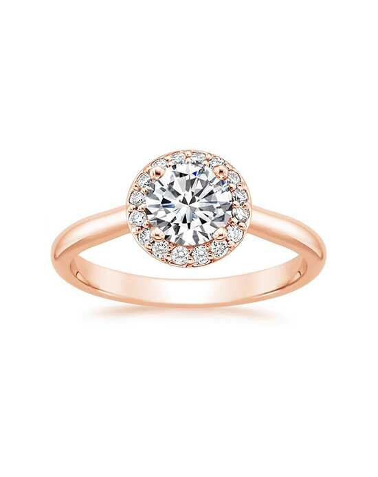 Brilliant Earth Glamorous Round Cut Engagement Ring