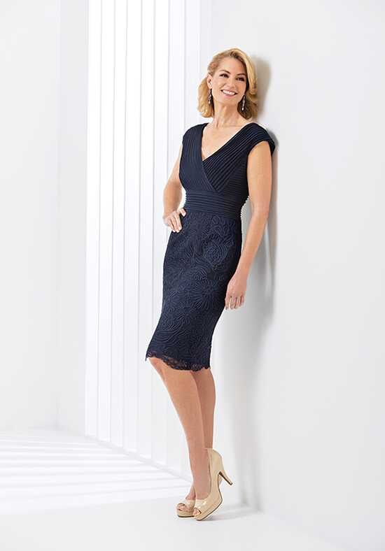 Jasmine Black Label M180059 Blue Mother Of The Bride Dress