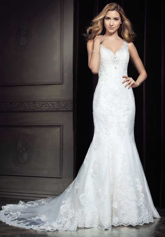 Kenneth Winston: Ella Rosa Collection BE330 Sheath Wedding Dress