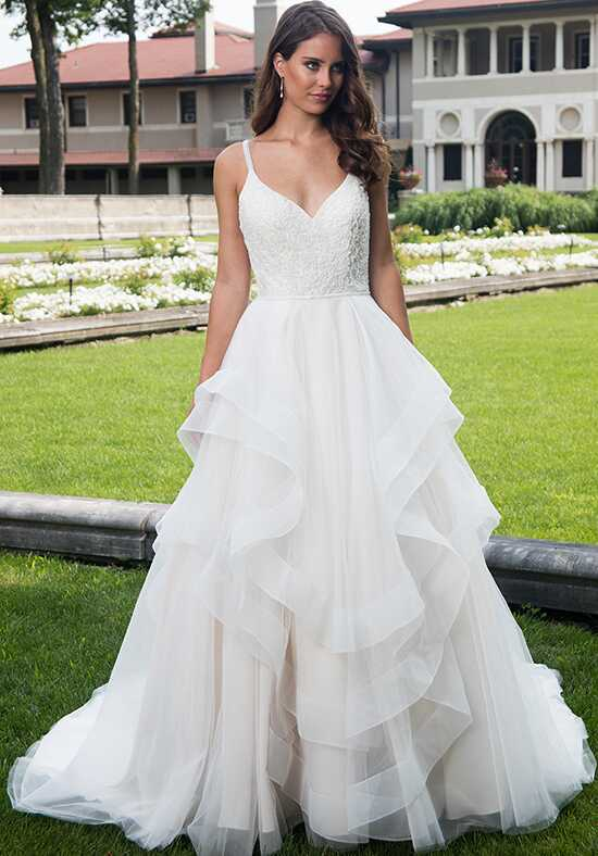 Lo' Adoro M629 Ball Gown Wedding Dress