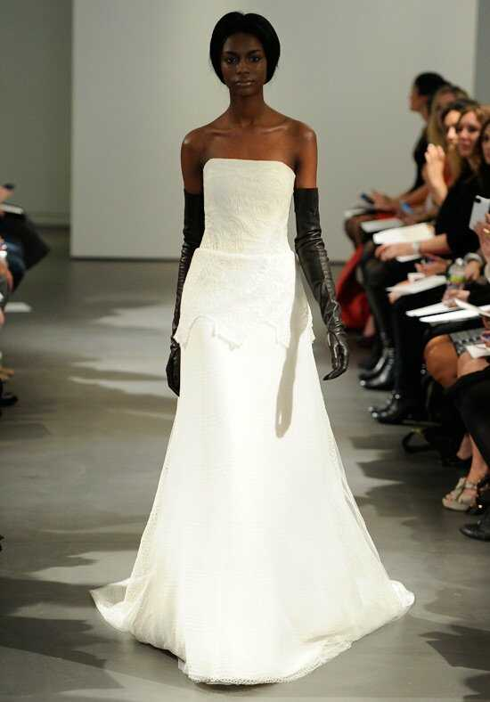 Vera Wang Spring 2014 Look 8 A-Line Wedding Dress