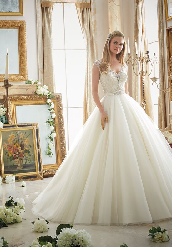 Morilee by Madeline Gardner 2875 Ball Gown Wedding Dress