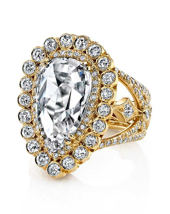 Erica Courtney Gorgeous & Engaged Glamorous Round Cut Engagement Ring