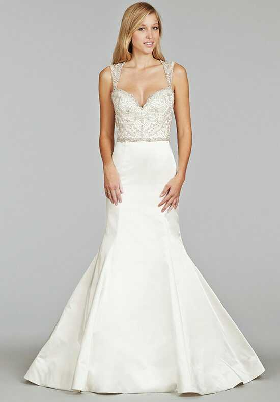 Jim Hjelm 8404 Mermaid Wedding Dress