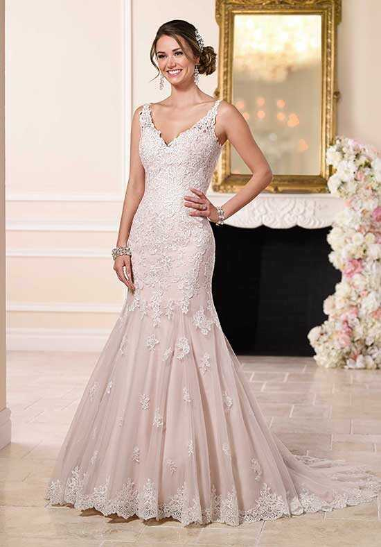 Stella York 6067 Mermaid Wedding Dress