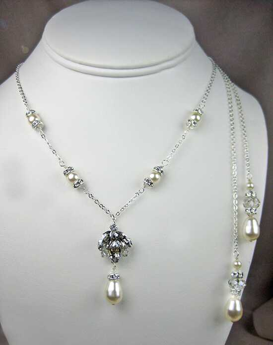Everything Angelic Stella Lariat Necklace - L38 Wedding Necklaces photo