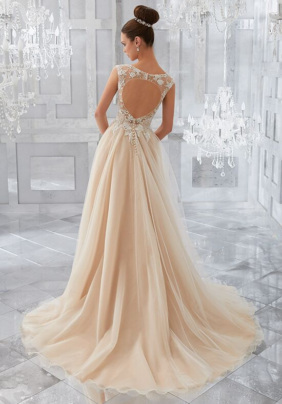 Morilee by Madeline Gardner/Blu Mirella | Style 5567 Ball Gown Wedding Dress