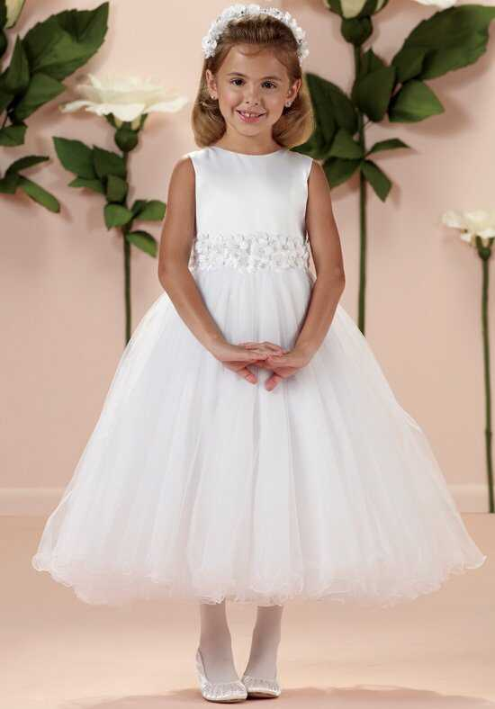 Joan Calabrese by Mon Cheri 114349 Flower Girl Dress photo