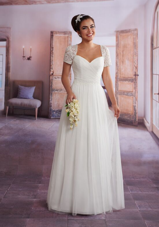 1 Wedding by Mary's Bridal 2624 A-Line Wedding Dress