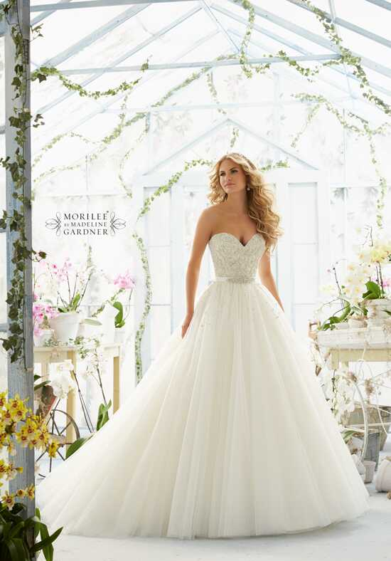 Morilee by Madeline Gardner 2802 Ball Gown Wedding Dress