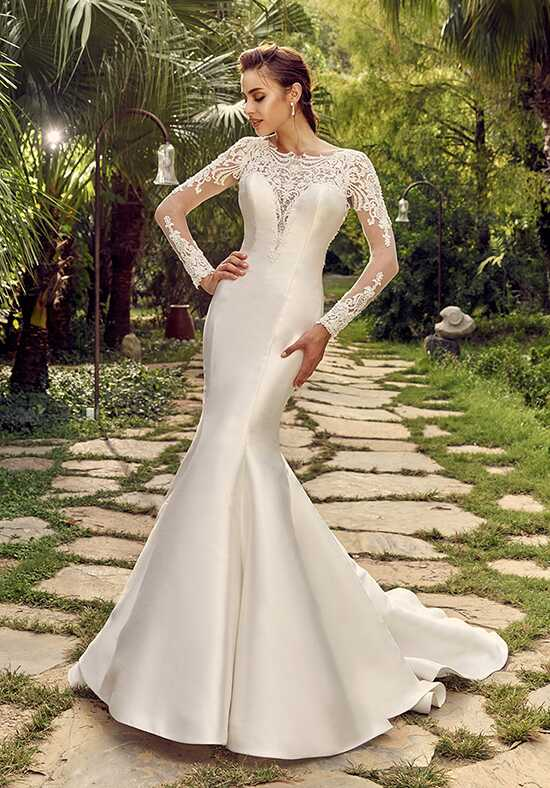 Eddy K Maui Mermaid Wedding Dress