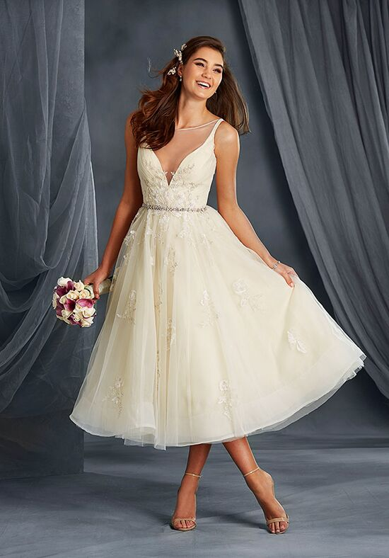 Alfred Angelo Signature Bridal Collection 2565T Ball Gown Wedding Dress
