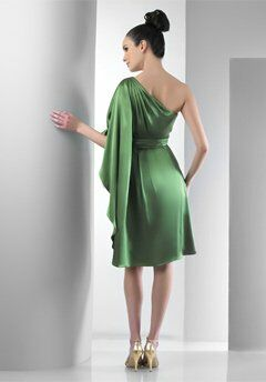 Bari Jay Bridesmaids 108 One-Shoulder Bridesmaid Dress