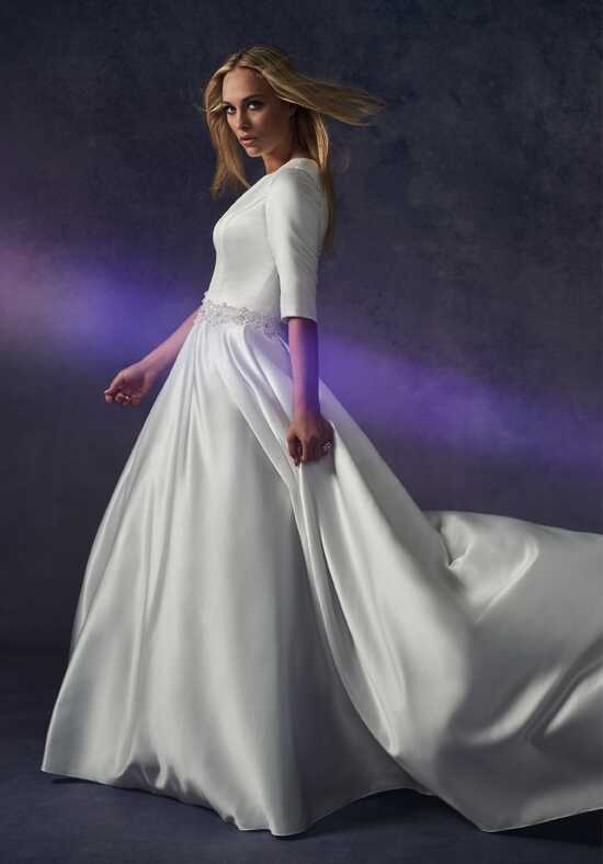 1 Wedding by Mary's Bridal 3Y677 A-Line Wedding Dress