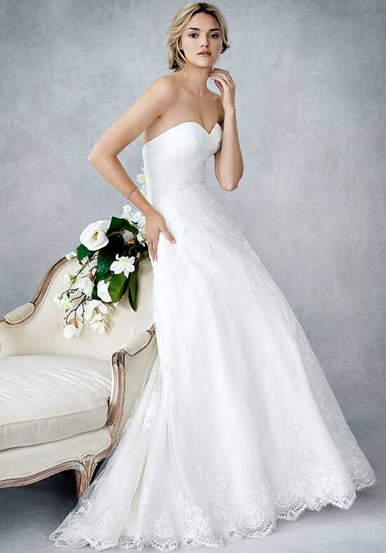 Kenneth Winston: Ella Rosa Collection BE436 A-Line Wedding Dress