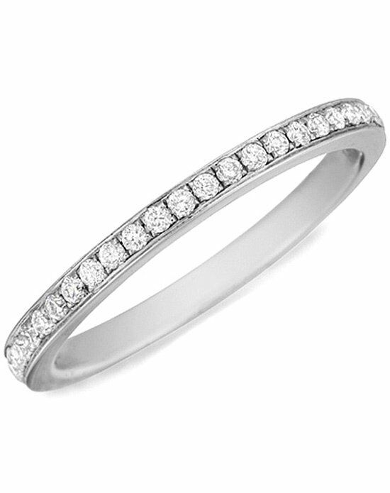 Since1910 DB09 White Gold Wedding Ring