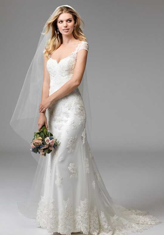 Wtoo Brides Charley 17717 Sheath Wedding Dress
