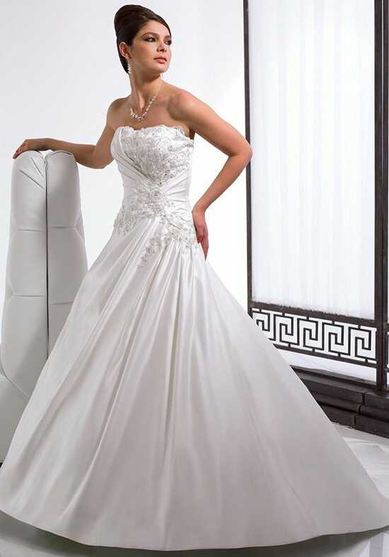 Moonlight Collection J5963 A-Line Wedding Dress