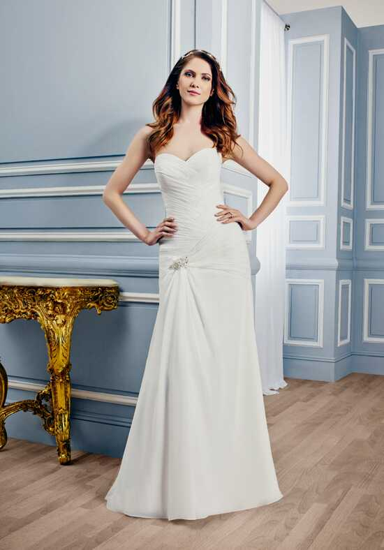 Moonlight Tango T752 A-Line Wedding Dress