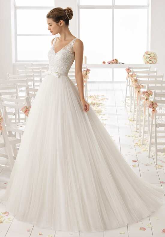 Aire Barcelona BASIL Ball Gown Wedding Dress