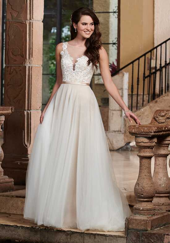 Mary's Bridal MB2032 A-Line Wedding Dress