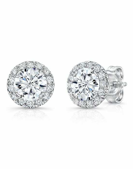 Uneek by Benjamin Javaheri LVE924W-5.0RD Wedding Earring photo