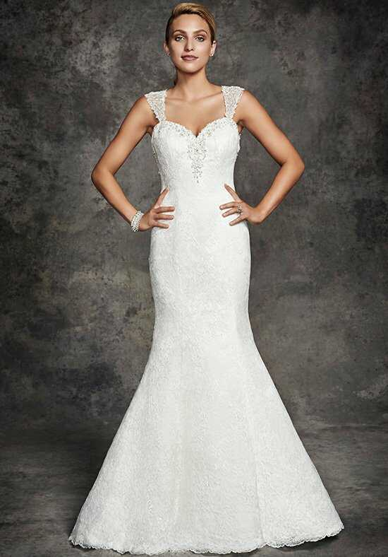 Ella Rosa BE270 Mermaid Wedding Dress