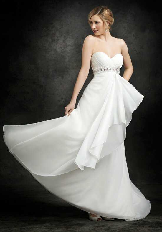 Ella Rosa BE249 A-Line Wedding Dress