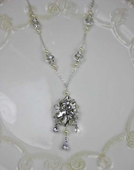 Everything Angelic Blanca Necklace - n337 Wedding Necklaces photo