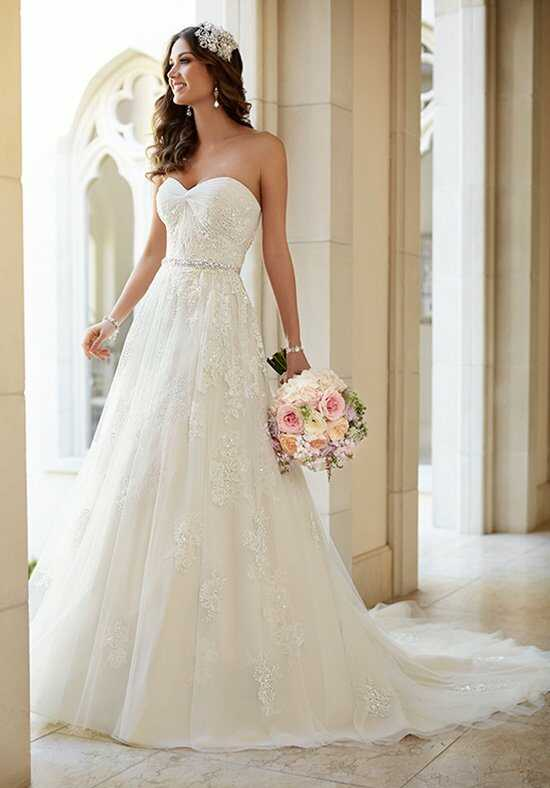 Stella York 5968 A-Line Wedding Dress