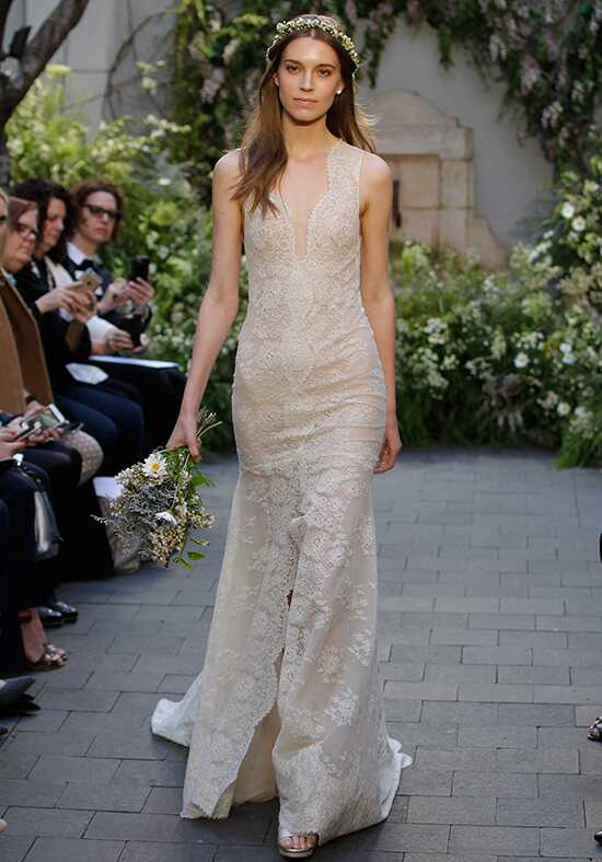 Monique Lhuillier Paloma Mermaid Wedding Dress