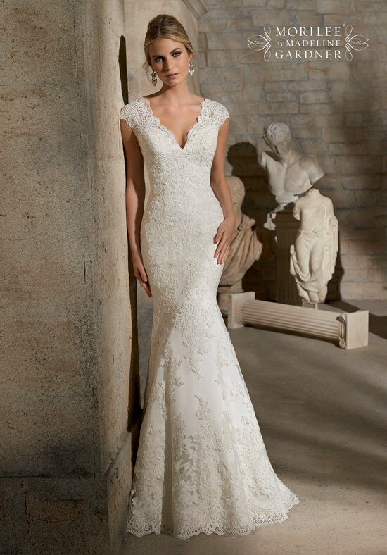 Morilee by Madeline Gardner 2717 A-Line Wedding Dress