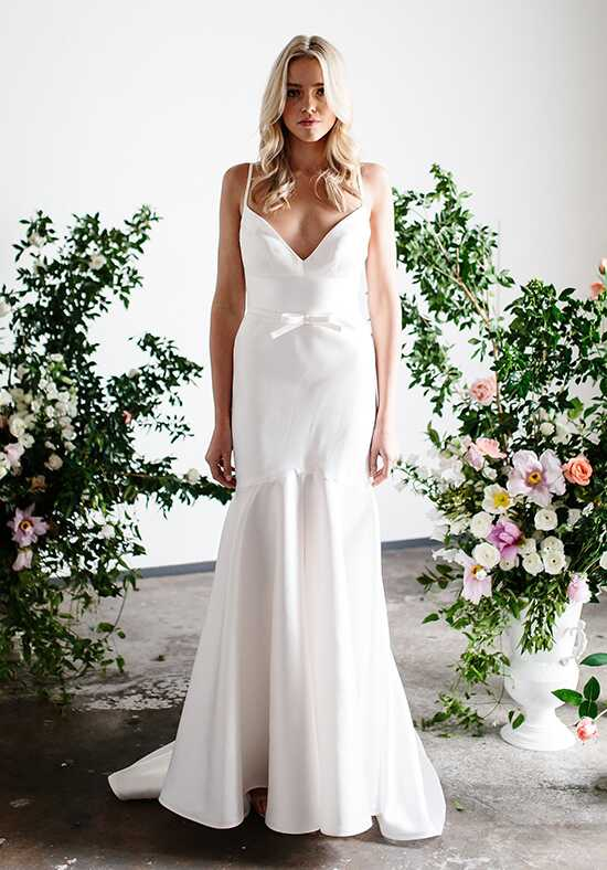 KAREN WILLIS HOLMES Jessie & Catriona Mermaid Wedding Dress