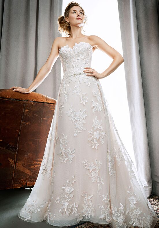 Kenneth Winston 1697 A-Line Wedding Dress