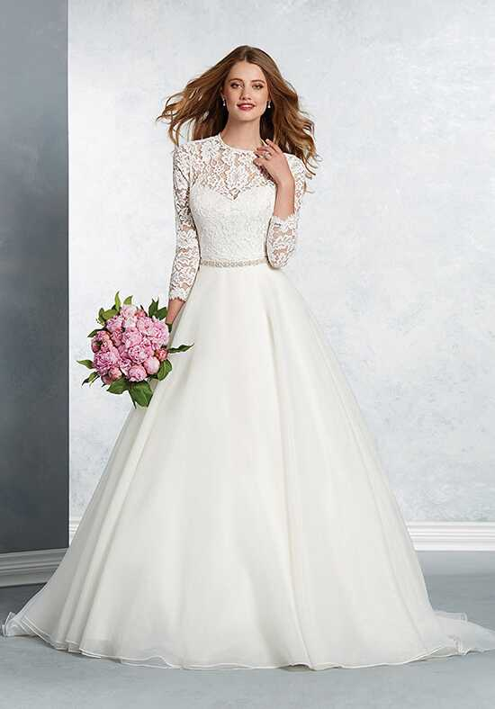 Alfred Angelo Signature Bridal Collection 2634, 2628 & 2639 A-Line Wedding Dress