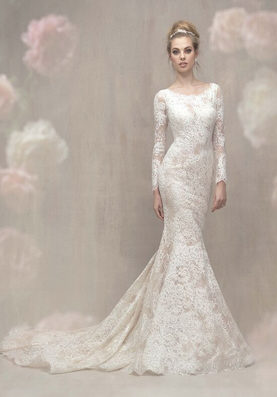 Allure Couture C459 Wedding Dress