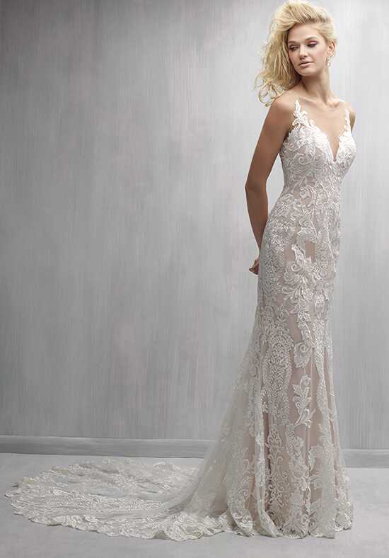 Madison James MJ271 Sheath Wedding Dress