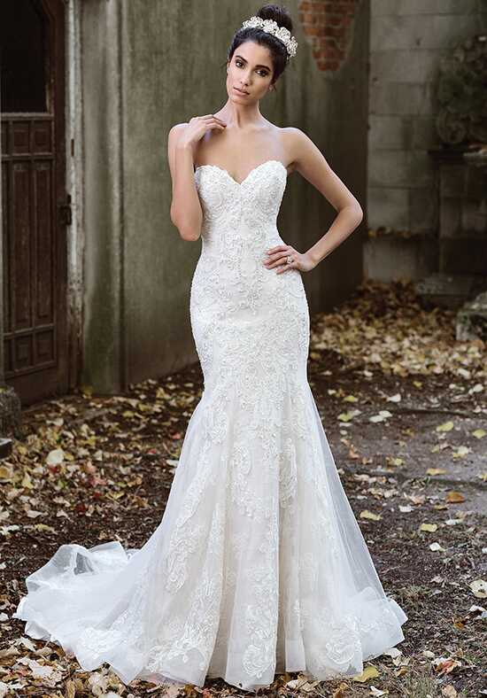 Justin Alexander Signature 9873 Mermaid Wedding Dress