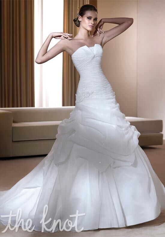 PRONOVIAS Florida Mermaid Wedding Dress