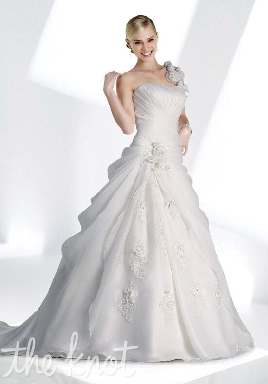 Impression Bridal 10068 A-Line Wedding Dress