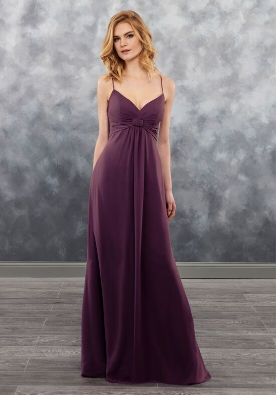 Amalia by Mary's Bridal MB7024 V-Neck Bridesmaid Dress