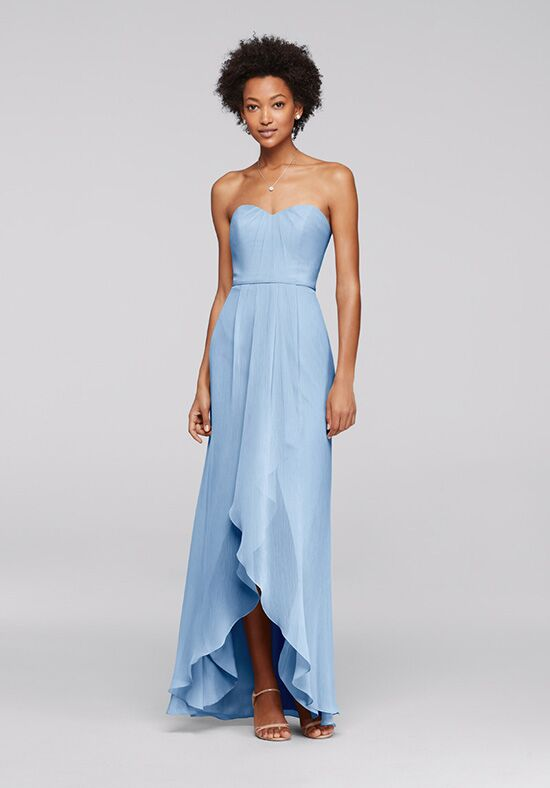 David's Bridal Collection David's Bridal Style F19262 Sweetheart Bridesmaid Dress