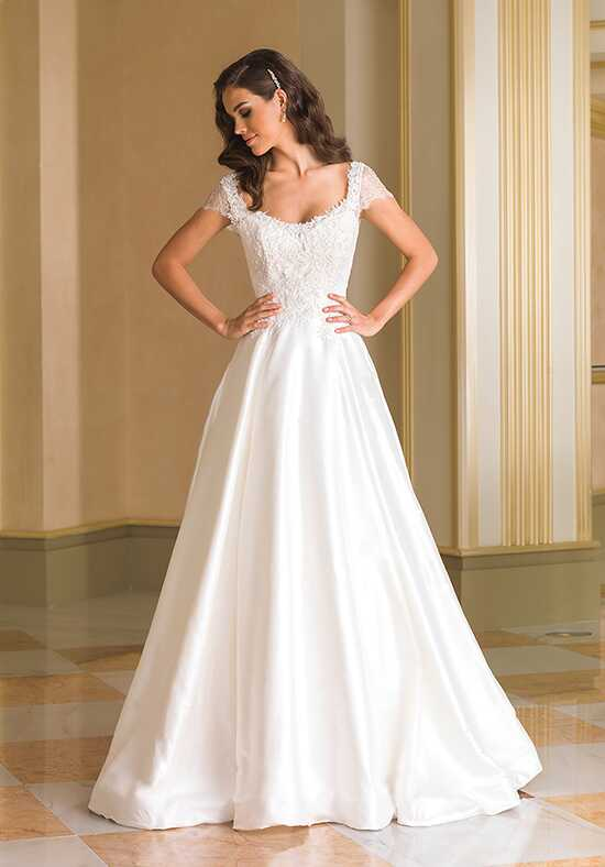 Justin Alexander 8861 Ball Gown Wedding Dress