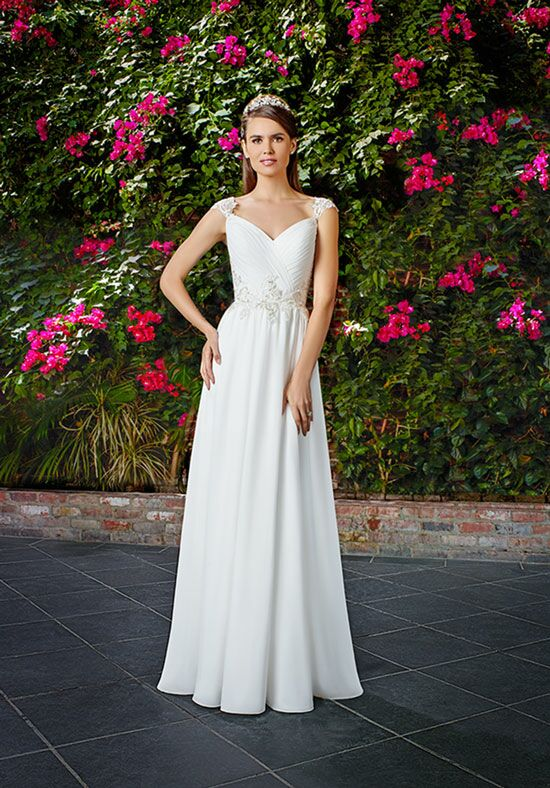 Moonlight Tango T767 A-Line Wedding Dress