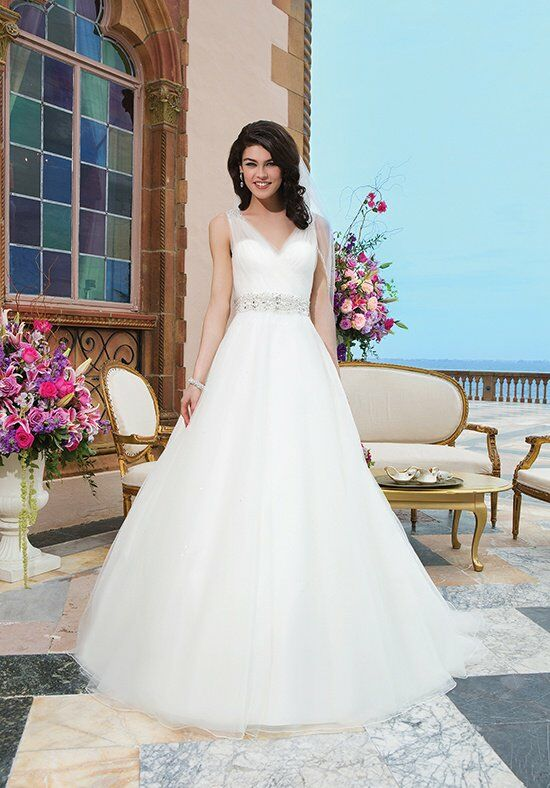 Sincerity bridal 3843 wedding dress the knot for How do you preserve a wedding dress