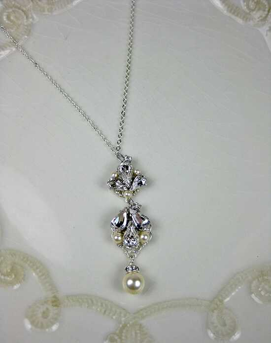Everything Angelic Abbey Necklace - n335 Wedding Necklace photo
