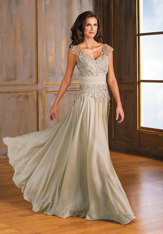 Young Mother of the Bride Gowns